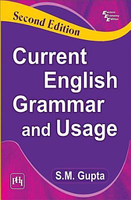 CURRENT ENGLISH GRAMMAR AND USAGE  SCOND EDITION PDF