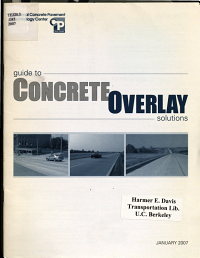 Guide to Concrete Overlay Solutions PDF