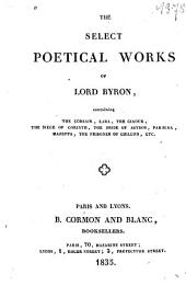 Select Poetical Works
