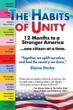 The Habits of Unity: 12 Months to a Stronger America…One Citizen at a Time