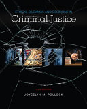 Ethical Dilemmas and Decisions in Criminal Justice   Mindtap Criminal Justice  1 Term 6 Months Access Card