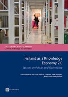 Finland as a Knowledge Economy 2 0 PDF