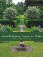 Information Systems Analysis and Design PDF