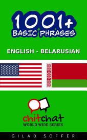 1001+ Basic Phrases English - Belarusian