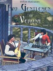 Two Gentlemen of Verona: Easy Reading Shakespeare Series
