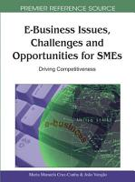 E Business Issues  Challenges and Opportunities for SMEs  Driving Competitiveness PDF