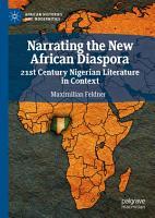 Narrating the New African Diaspora PDF