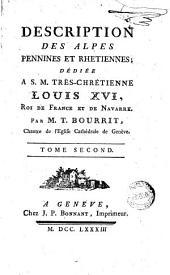 Description des Alpes, Pennines et Rethiennes ..., 2
