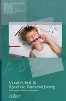 Creativiteit   speciale onderwijszorg PDF