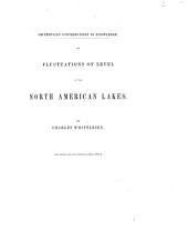 On Fluctuations of Level in the North American Lakes