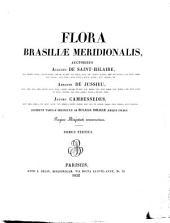 Flora Brasiliae Meridionalis