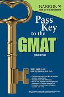 Pass Key to the GMAT PDF