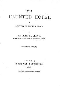 The haunted hotel Book