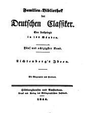 Lichtenberg's Ideen