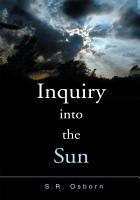 Inquiry Into the Sun PDF