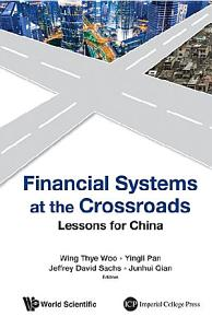 Financial Systems at the Crossroads Book