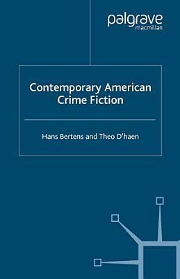 Contemporary American Crime Fiction