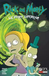 Rick & Morty: Lil' Poopy Superstar #1