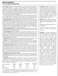 Journal of Engineering Mechanics PDF