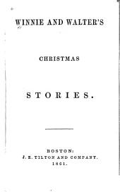 Winnie and Walter's Christmas Stories