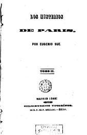 Los Misterios de Paris