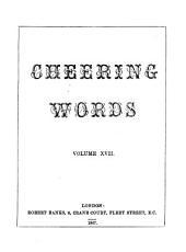 Cheering words: Volume 17