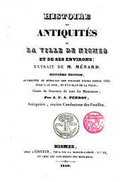 Histoire des Antiquités de la Ville de Nismes et ses environs