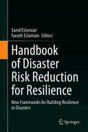Handbook Of Disaster Risk Reduction For Resilience