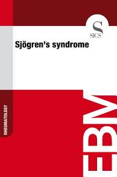 Sjögren's syndrome