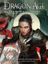 Dragon Age: The World of Thedas: Volume 2