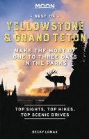 Moon Best of Yellowstone and Grand Teton