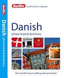 Danish - Berlitz Phrase Book and Dictionary