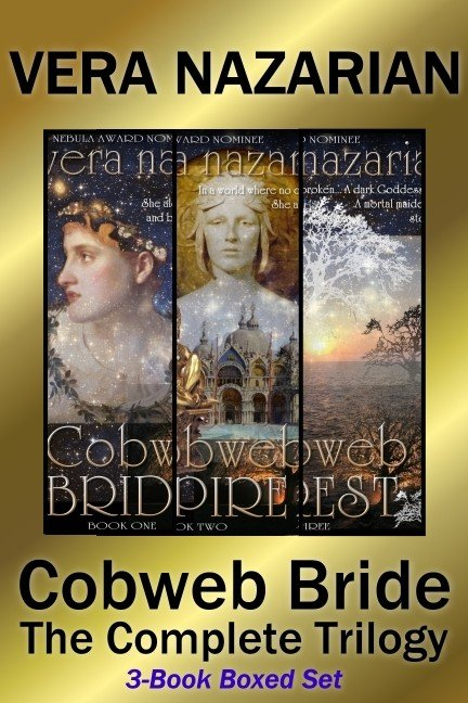 Cobweb Bride: The Complete Trilogy