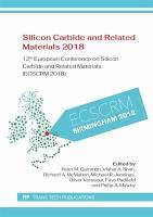 Silicon Carbide and Related Materials 2018 PDF