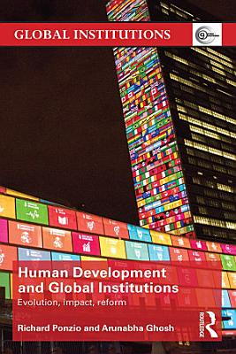 Human Development and Global Institutions PDF