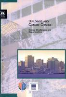 Buildings and Climate Change PDF