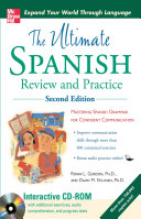 Ultimate Spanish Review and Practice with CD ROM  Second Edition PDF