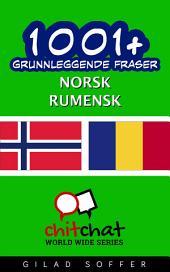 1001+ grunnleggende fraser norsk - rumensk