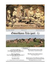 NBS#25: Govardhana Lila (Part -1)