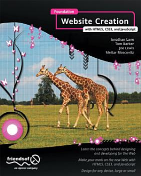 Foundation Website Creation with HTML5  CSS3  and JavaScript PDF