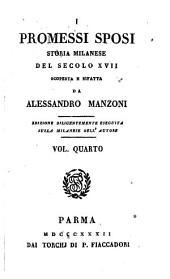 I promessi Sposi, 1: storia milanese del secolo XVII