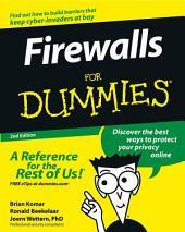 Firewalls For Dummies: Edition 2