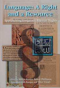 Language  a Right and a Resource PDF