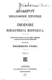 Diodori Bibliotheca historica: I-IV 85