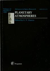 Planetary Atmospheres PDF