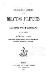 Bibliothèque de l'École des hautes études: Sciences historiques et philologiques, Volume50