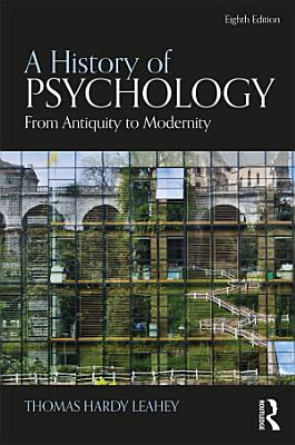A History of Psychology PDF