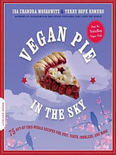 Vegan Pie in the Sky Book