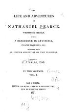 The Life and Adventures of Nathaniel Pearce