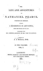 The Life and Adventures of Nathaniel Pearce: 1. - IX, 348 S.